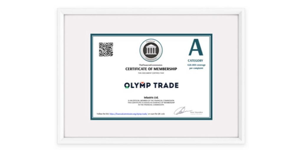 Olymp Trade - IFC