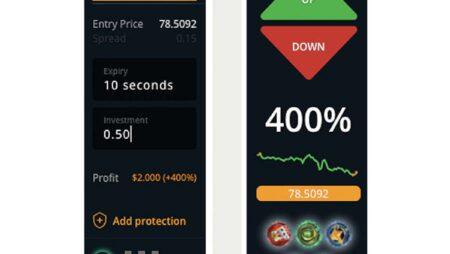 Spectre.ai 블록체인 바이너리 옵션 (최대 400% 이익) | 거래 강좌 및 심층 리뷰